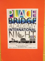 Intl Night Promo Poster